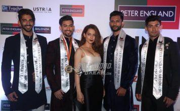 Kangana Ranaut crowns winner of Mr. India World 2017