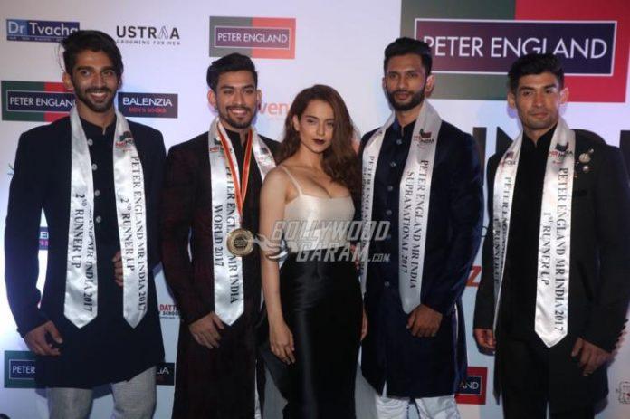 Kangana Ranaut Mr. India winners-1