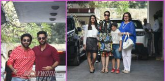 Members of Kapoor family gather for annual Christmas brunch