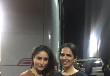 Gorgeous Kareena Kapoor poses with Anita Dongre at an event