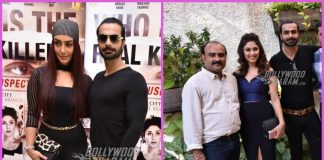 Arbaaz Khan and Manjari Phadnis launch trailer of Nirdosh