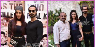 Arbaaz Khan and Manjari Phadnis launch trailer of Nirdosh