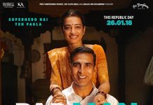 Akshay Kumar unveils yet another poster of Padman featuring Radhika Apte
