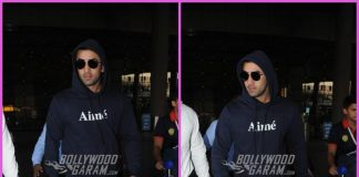 Ranbir Kapoor returns from South African schedule of Sanjay Dutt biopic