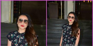 Rani Mukherji launches official trailer of Hichki