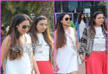 Rani Mukherji spends time with close friend Vaibhavi Merchant
