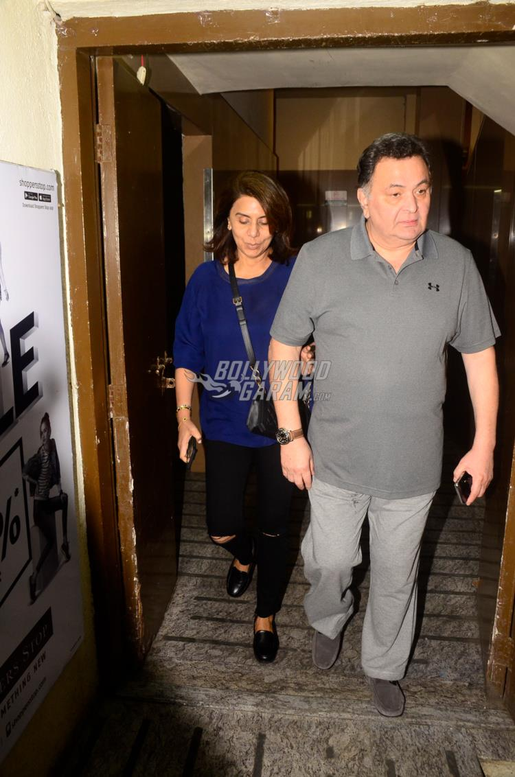 Neetu Kapoor a