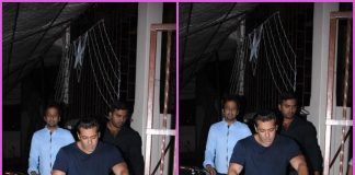 Salman Khan goes on a bike ride