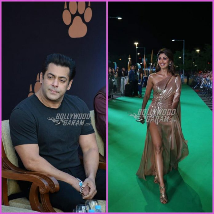 Salman Khan Shilpa Shetty