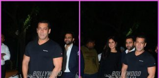 Katrina Kaif joins Salman Khan for his birthday bash
