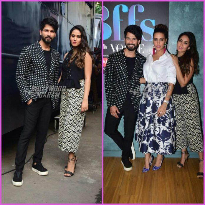 Shahid Mira Vogue