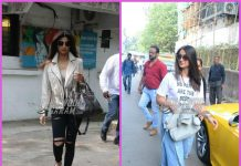 Shilpa Shetty and Ileana D'Cruz on a casual outing