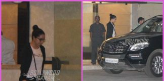 Shraddha Kapoor catches up with Aditya Roy Kapur