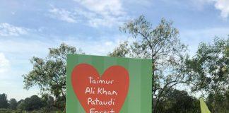 Taimur Ali Khan gets a forest as gift from Rujuta Diwekar