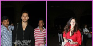 Tiger Shroff and Disha Patani head for vacation together
