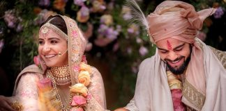 Virat Kohli and Anushka Sharma wedding pictures flood the internet – Photos