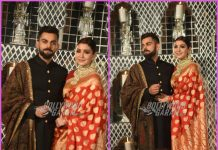 Anushka Sharma and Virat Kohli host grand wedding reception in Delhi
