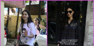 Diana Penty and Ananya Pandey looked gorgeous on a casual outing
