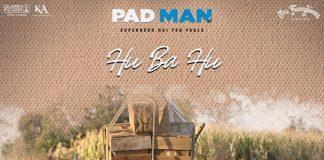 Akshay Kumar unveils first look of song Hu Ba Hu from Padman