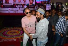 Akshay Kumar graces Versova Fish Festival in Mumbai