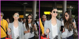 Alia Bhatt returns from best friend's wedding at Jodhpur
