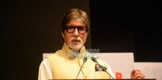 Amitabh Bachchan graces an event with poise and style