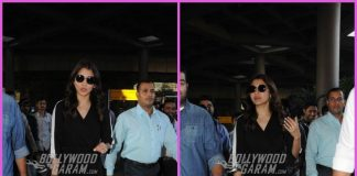 Anushka Sharma returns from Cape Town to get back to work