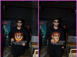 Arjun Kapoor visits salon amidst protests
