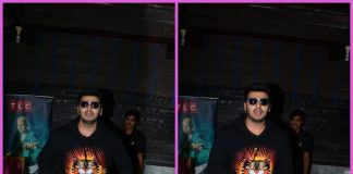 Arjun Kapoor visits salon amidst protests