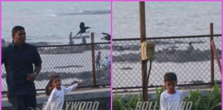 Aamir Khan's son Azad Rao Khan spends alone time playing football