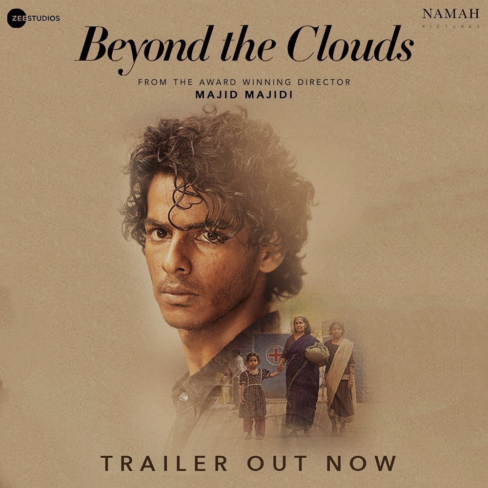 Ishaan Khatter stands out in trailer of Majid Majidi's BEYOND THE CLOUDS