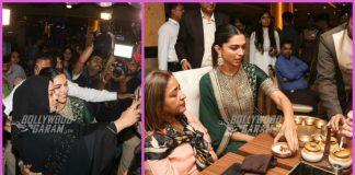 Deepika Padukone enjoys Rajasthani Thali while celebrating success of Padmaavat