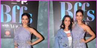 Deepika Padukone appears with sister Anisha Padukone at Vogue BFFs