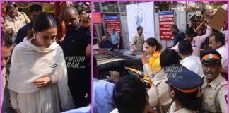 Deepika Padukone visits Siddhivinayak temple ahead release of Padmaavat