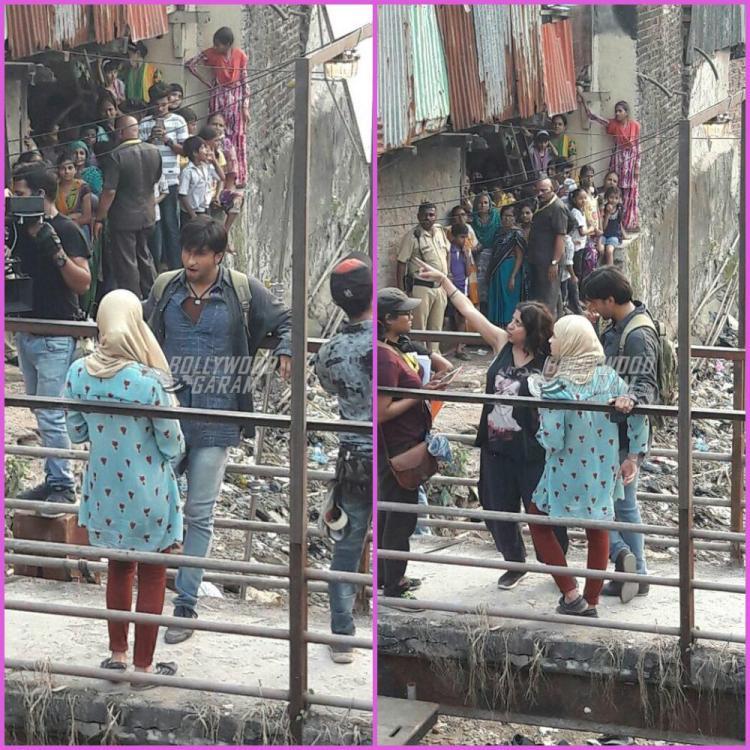 Alia Bhatt And Ranveer Singh Start Shooting For Zoya Akhtar's 'Gully Boy'