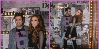 Maniesh Paul and Iulia Vantur launch single Harjai