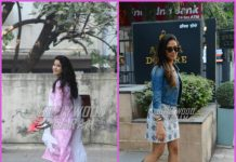 Janhvi Kapoor and Mira Rajput make a stylish appearance