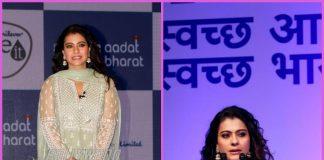 Kajol launches Swachh Aadat, Swachh Bharat campaign in Mumbai
