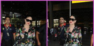 Kareena Kapoor makes a glamorous return from Qatar