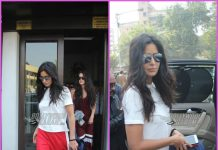 Katrina Kaif spends time with sister Isabelle Kaif over lunch