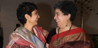 Aamir Khan's wife Kiran Rao and former wife Reena Dutta bond together at an event