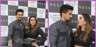 Lakme Fashion Week 2018 Photos – Huma Qureshi and Saqib Saleem grace Day 1 of the event