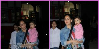 Mira Rajput and Misha Kapoor all smiles for cameras while shopping