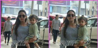 Mira Rajput goes shopping with daughter Misha Kapoor