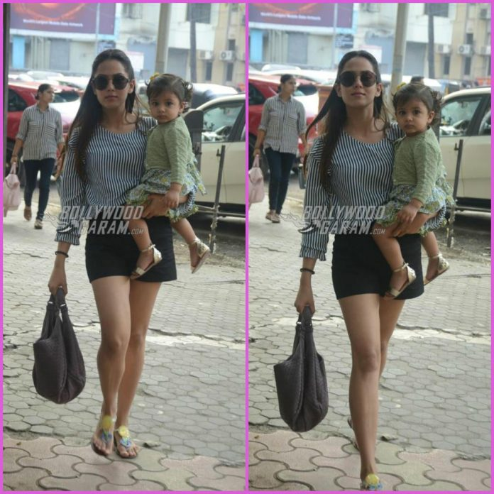 Mira Rajput daughter