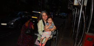 Misha Kapoor spends time with grandmother in Mumbai