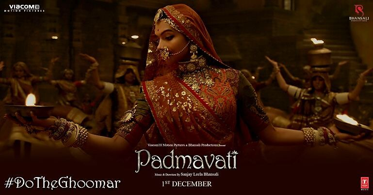 Rajasthan plans evaluate petition on 'Padmaavat'