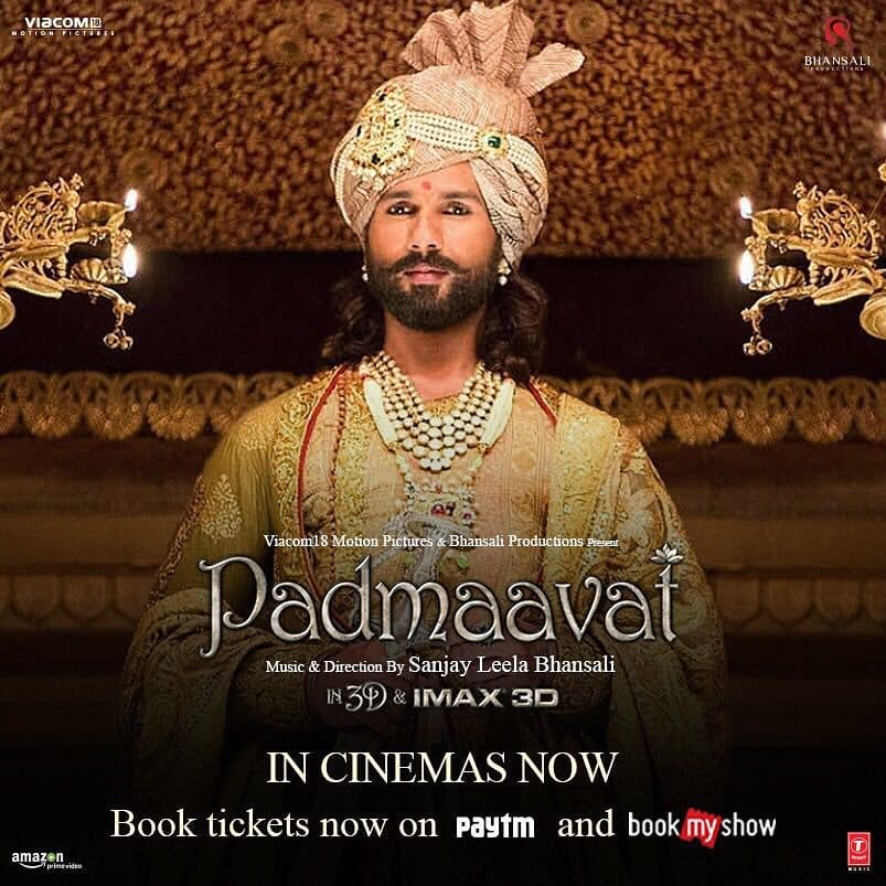 PADMAAVAT gets full security for release in Mumbai