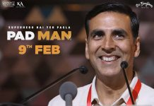 Padman new posters announce new release date
