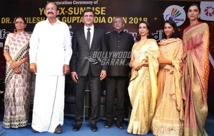 Prakash padukone delhi event-1